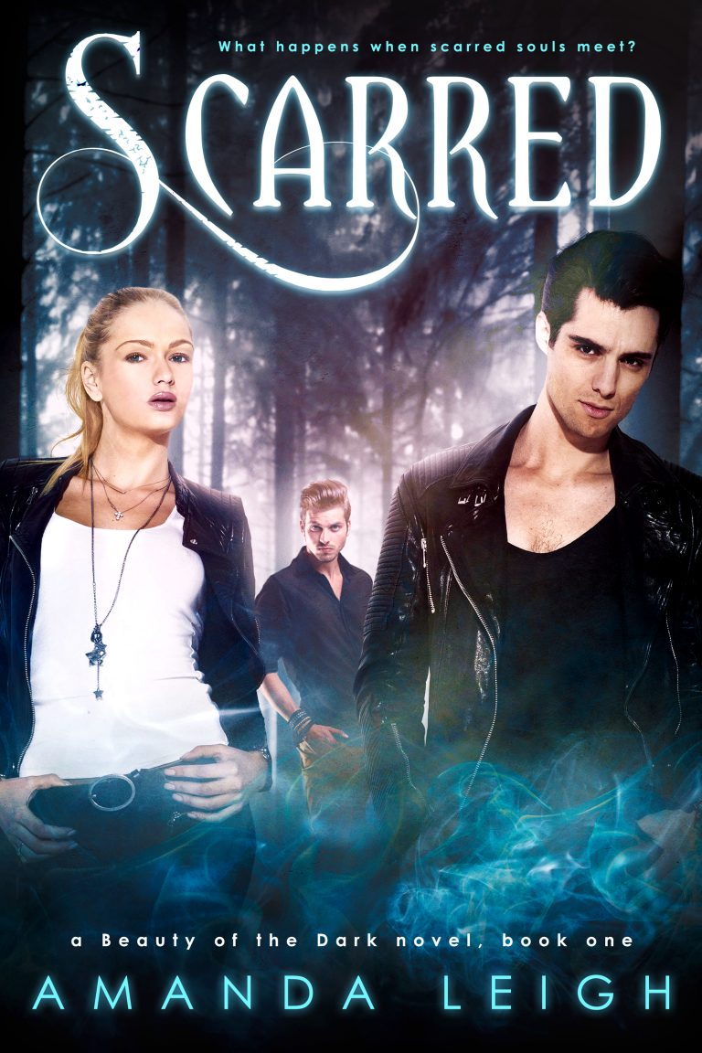 Scarred (a Beauty of the Dark novel, book one)